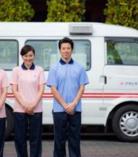 アサヒサンクリーン株式会社アサヒサンクリーン在宅介護センター荏田 訪問入浴看護師