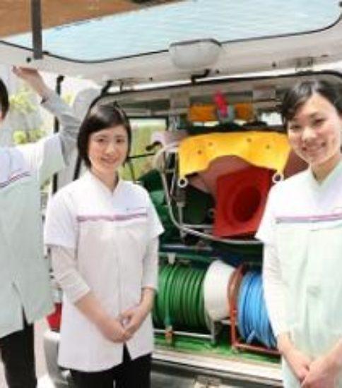 アースサポート株式会社アースサポート広島 訪問入浴オペレーター